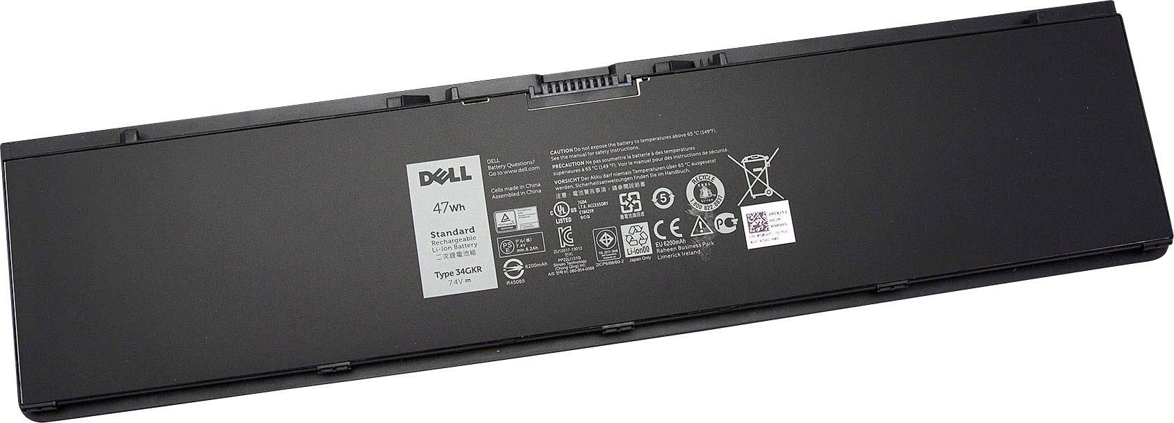 NEW OEM Battery for Dell 909H5 34GKR 4 Cell 47 WHr 6200 Latitude E7440
