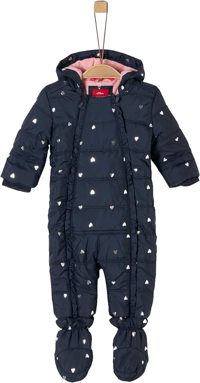 s.Oliver Baby-M/ädchen Schneeanzug