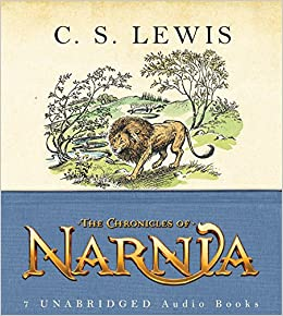 The Chronicles of Narnia Complete 7 Volume CD Box Set (Unabridged