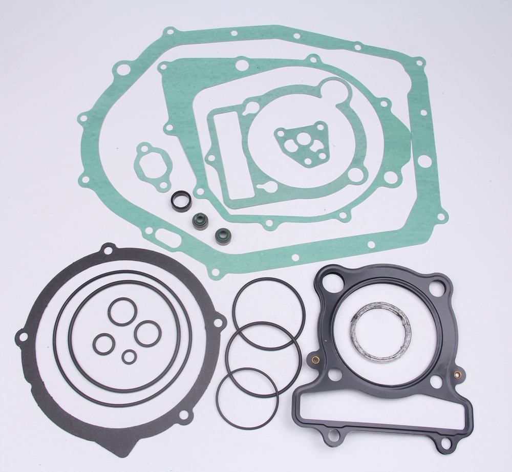 New Complete Gaskets Kit Top & Bottom End Set For YAMAHA Raptor 350 2005-2013 Warrior 350 1987-2004