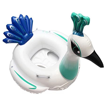 Niño Inflable Flotador Pool Swim Ring con Válvulas Rápidas Maneja Agua De Verano Fun Toys Natación