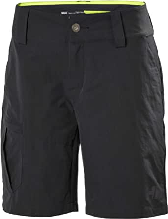 Helly Hansen Women's Quickdry, Sun Protection, Durable Cargo Shorts
