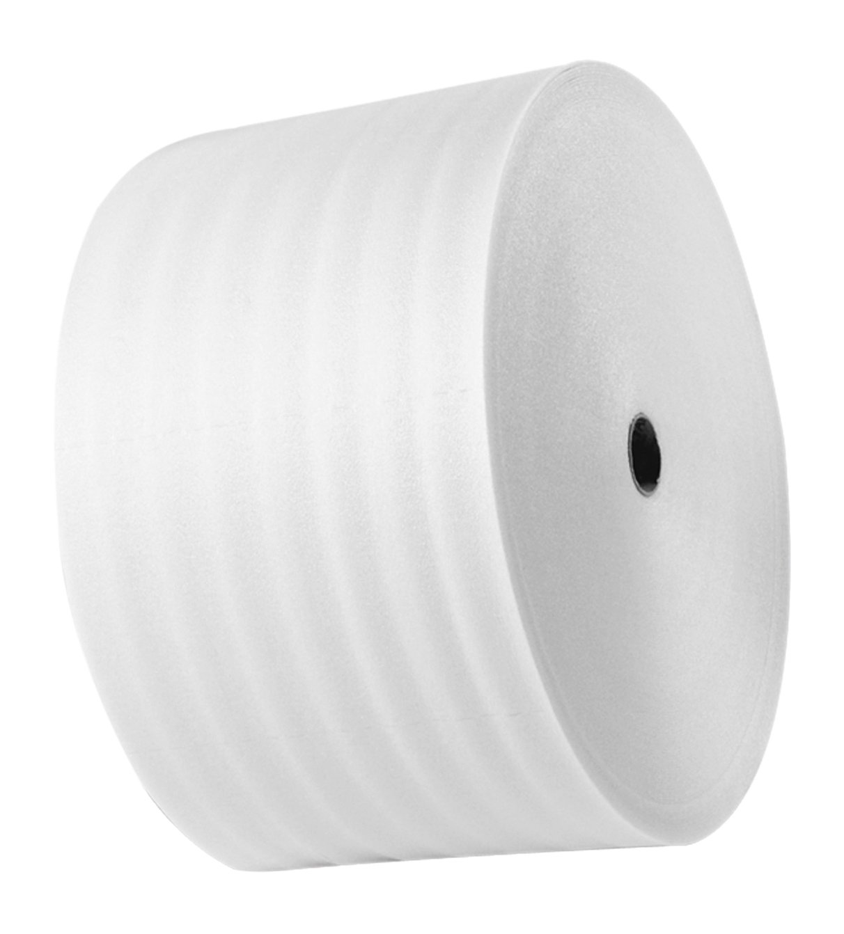 BOX USA BFWUPS18S24 UPSable Air Foam Rolls, 1/8'' x 24'' x 350', White by BOX USA