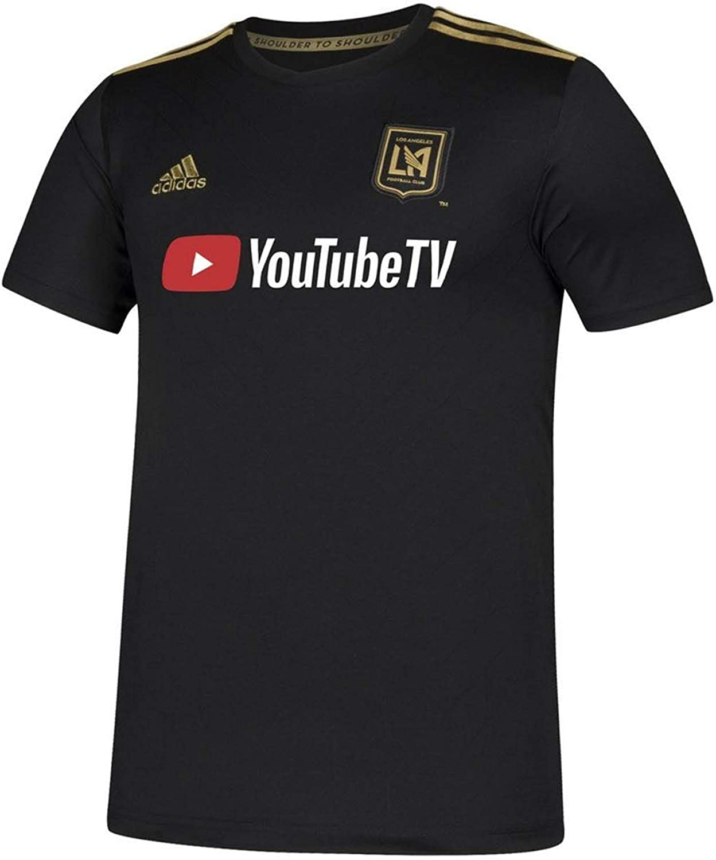 adidas Youth Unisex's Soccer FC Bayern Jersey