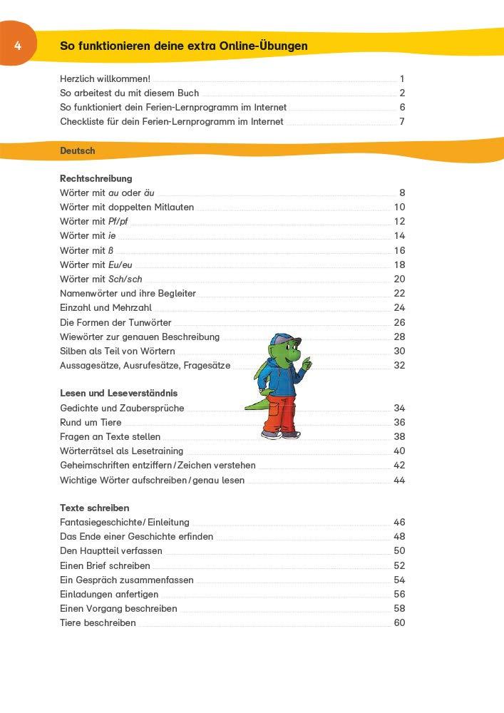 Topfit In Klasse 2 Deutsch Mathematik Und Konzentration