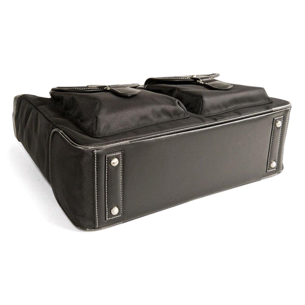 Clark & Mayfield Marquam Laptop Handbag 18.4'' (Deep Teal) by Clark & Mayfield (Image #3)