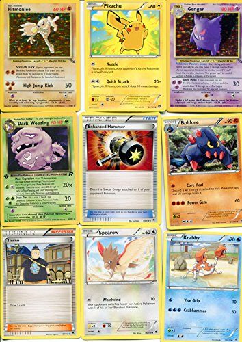 Pokemon 17 Card Lot With Rare And Holos Hit Monnlee Photo - Pokemon Gaming