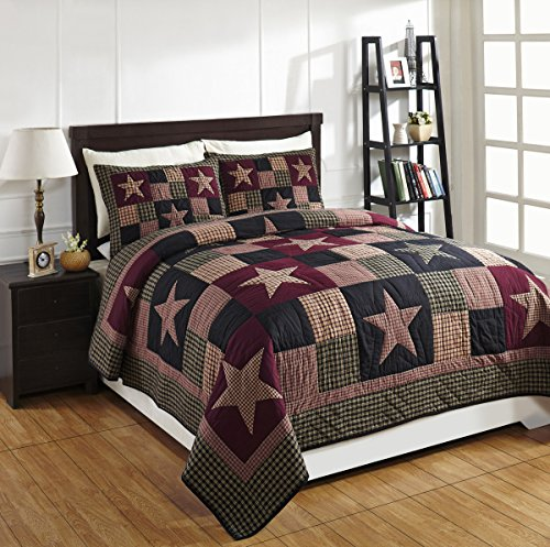 olivias heartland king quilts - 4