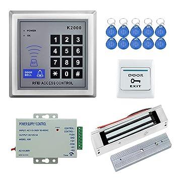 YAVIS RFID Stand Alone Access Control Keypad Card Reader