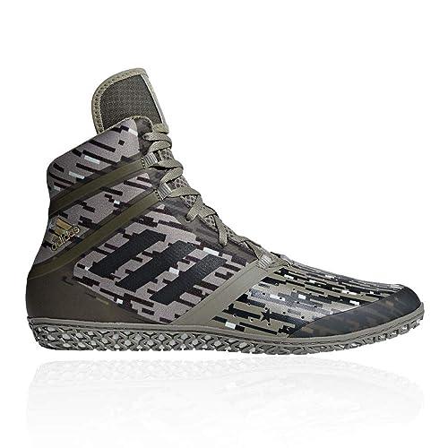 acheter en ligne 36b1d 9ce18 adidas Bottes de Boxe Flying Impact pour Hommes: Amazon.fr ...