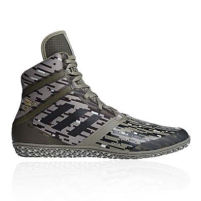 check out 95637 b8e7d 05.5 cobalt 0bcfc 2ecdc netherlands adidas flying impact wrestling  zapatilla aw18 amazon.es zapatos y complementos 7681d e95e1
