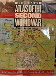 Historical maps of world war ii europe michael swift mike sharpe the times atlas of the second world war gumiabroncs Image collections
