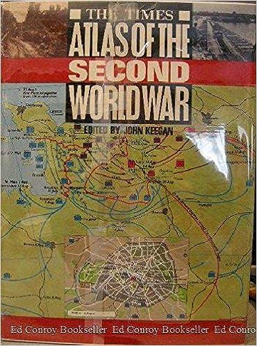 the times atlas of the second world war john keegan 9780060161781 amazoncom books