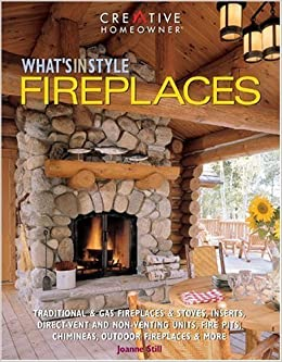 Book What's In Style: Fireplaces by Joanne Still Ms. (2002-08-28)