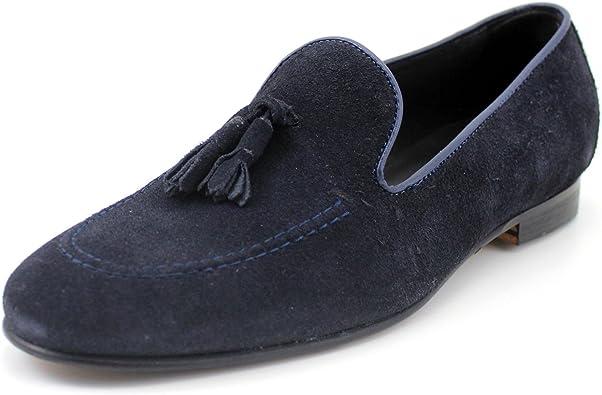 GIORGIO REA Chaussures Homme Bleu Mocass