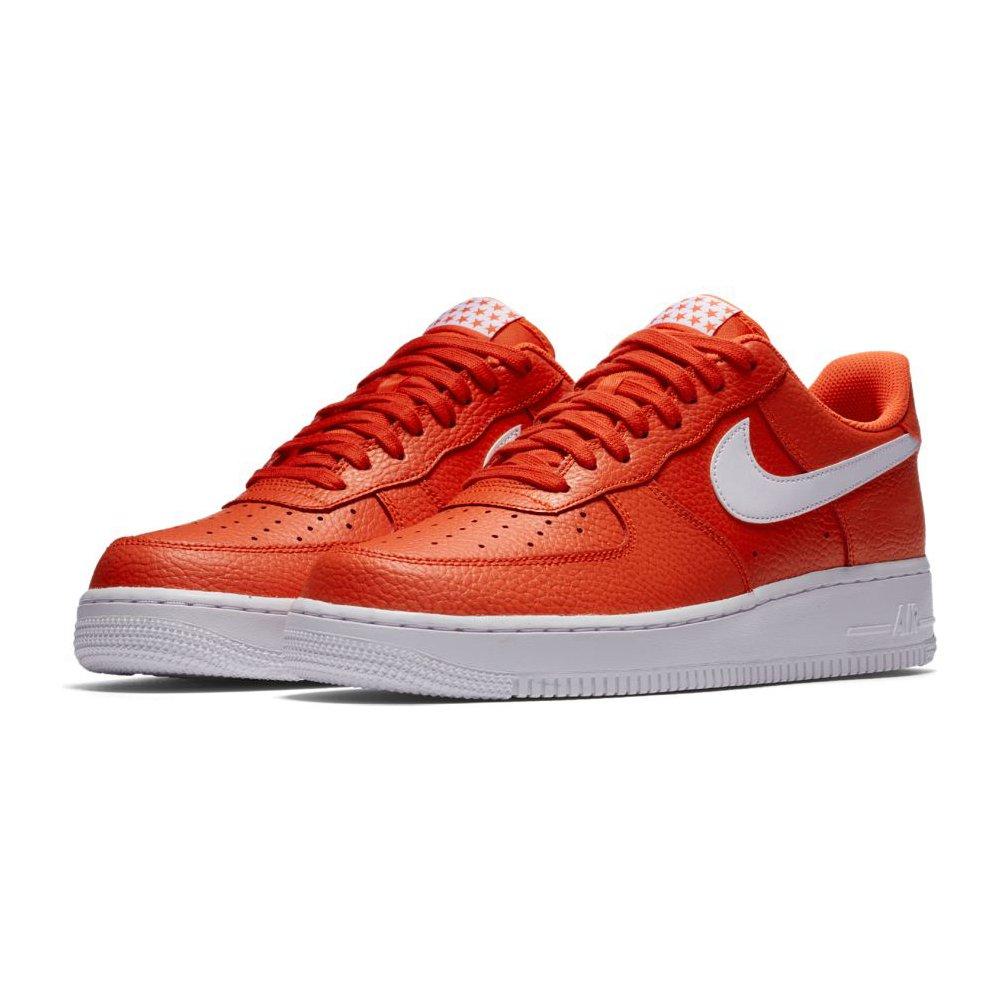 Nike Herren Air Force 1 07 Aa4083-401 Sneaker 46 EU Orange -  associate-degree.de b3d9a83e17