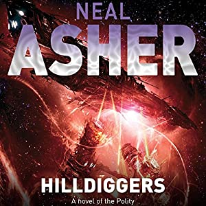 Hilldiggers Audiobook