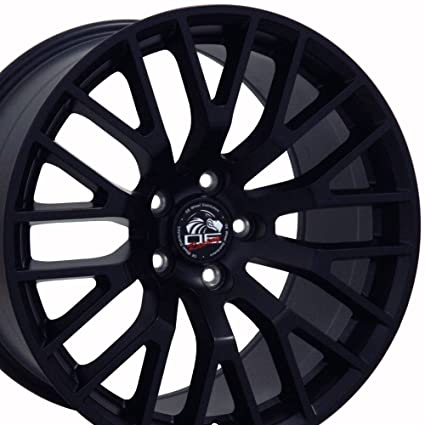 2005 Mustang Wheels >> Amazon Com Oe Wheels 18 Inch Fits Ford Mustang 05 2018 Gt