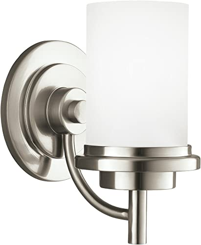 Sea Gull Lighting Generation 44660-962 Transitional One Light Wall Sconce from SeaGull-Winnetka collection