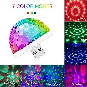 Hilareco Despertador 7 Colores LED Digital Navidad Regalo Niños Muchachos Despertador LCD Muestra Hora, Fecha, Temperatura Mejor Regalo para Los Niños ...