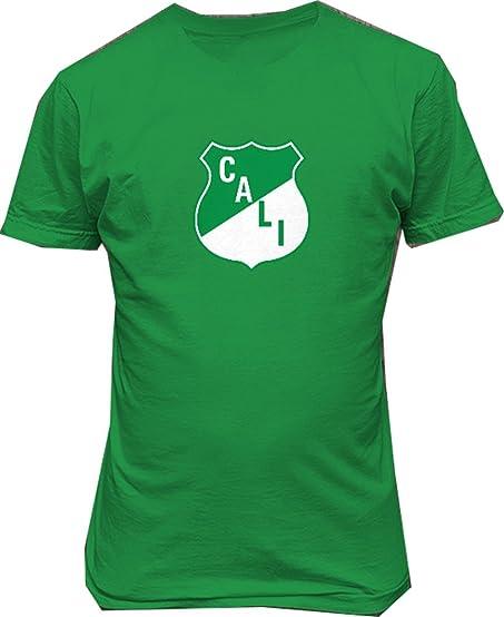 Deportivo Cali de Colombia Futbol T Shirt Camiseta (small)
