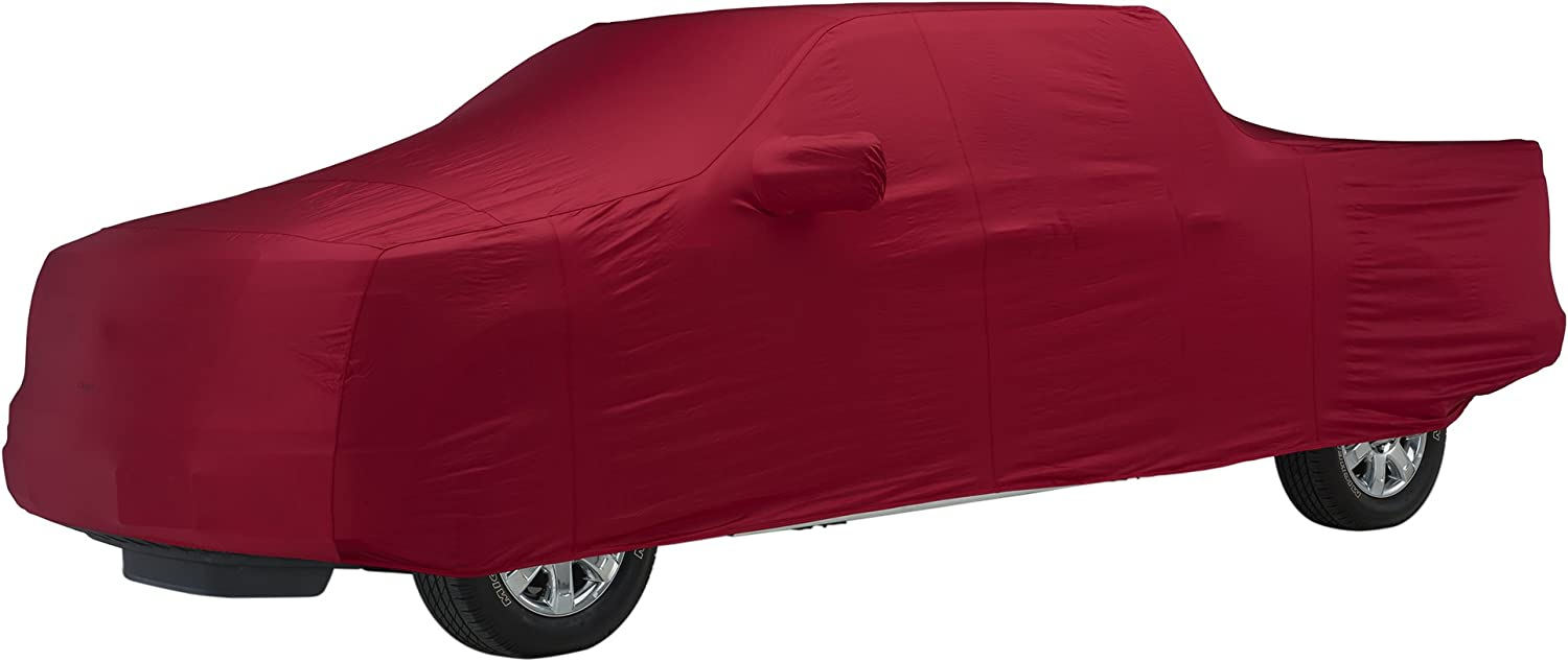 Covercraft FS9333F5 Black Custom Fit Car Covers Fleeced Satin FS9334F5