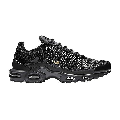 Nike Air Max Plus Tn Herren Laufschuhe Bq3169, Schwarz