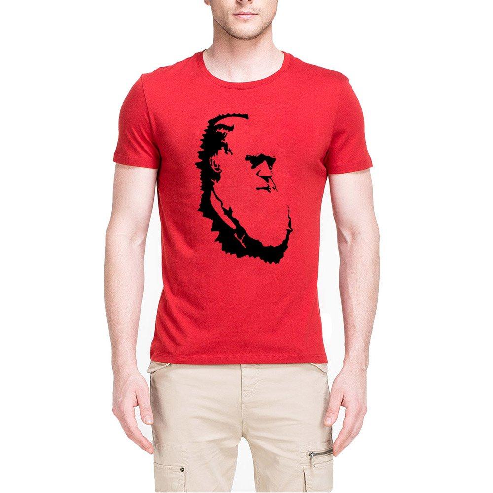 Loo Show S Charles Darwin Evolution T Shirts Atheist Tee