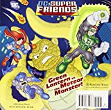 Green Lantern vs. the Meteor Monster! (DC Super Friends) (Pictureback(R))