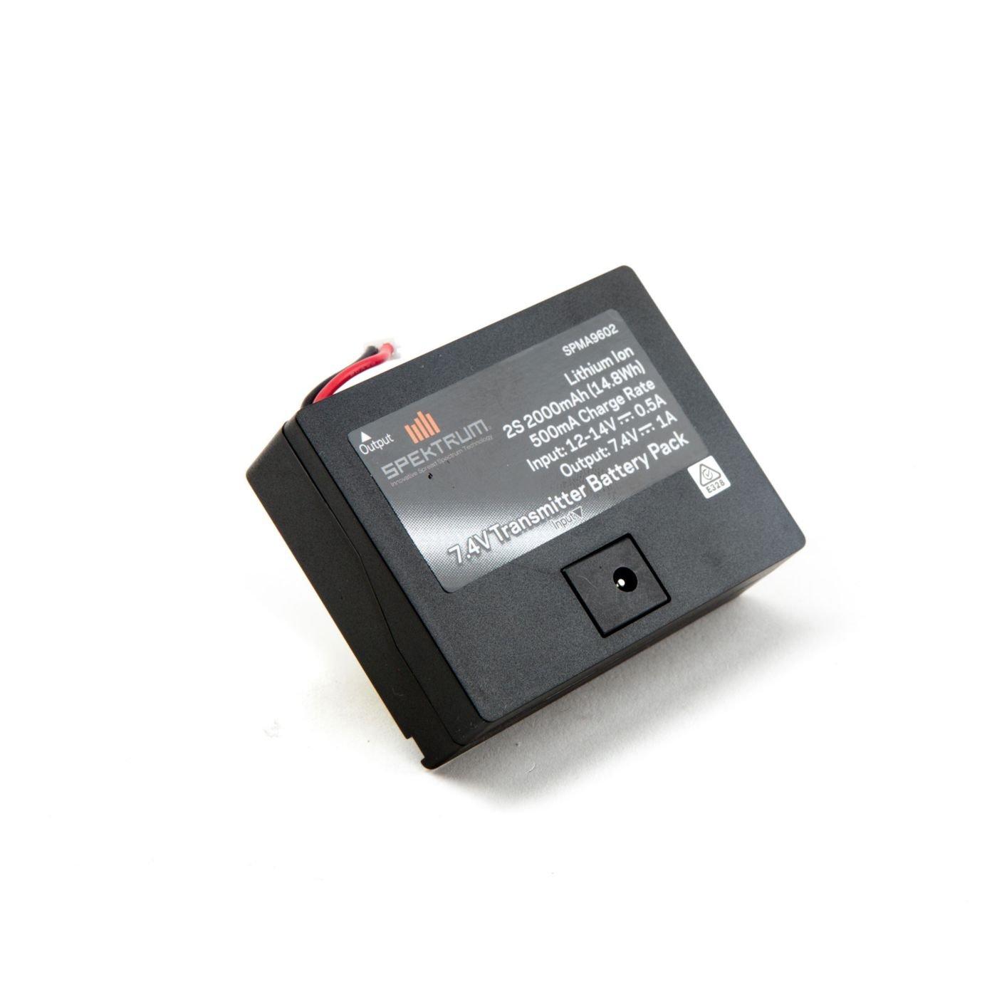 Spektrum 2000 MAh TX DX6/DX7G2 Battery