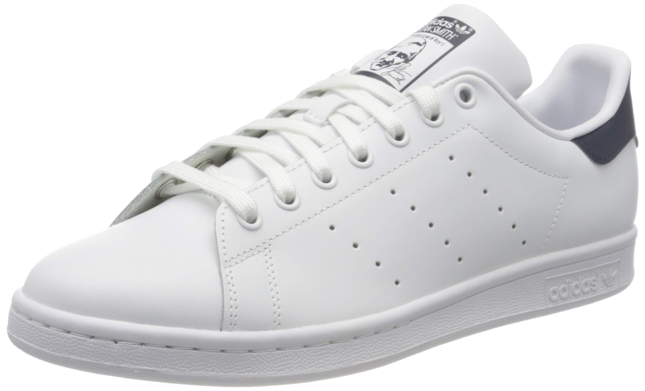 adidas Originals Mens Stan Smith Leather Sneaker