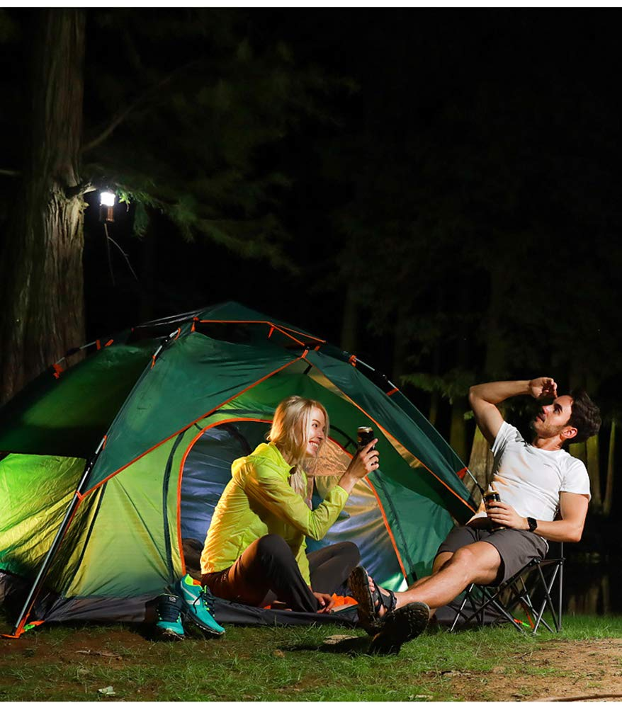 Details about  /Waterproof 3-4 Person Automatic Instant  Up Outdoor Camping Large Tent