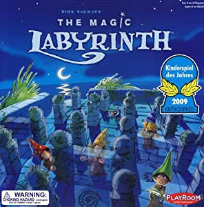 The Magic Labyrinth Board Game