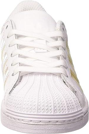 adidas Superstar C, Zapatillas Unisex Niños