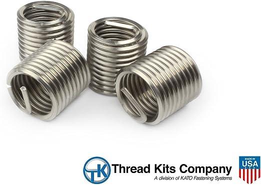 Perma-Coil 3208-F14 Thread Repair Kit 7//8-14 6PC Helicoil 5528-14