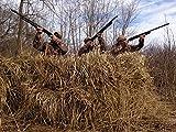 Duck Blind Camo Palm Thatch Grass Mats (5'H x 4'W - 4 sheets per bundle)