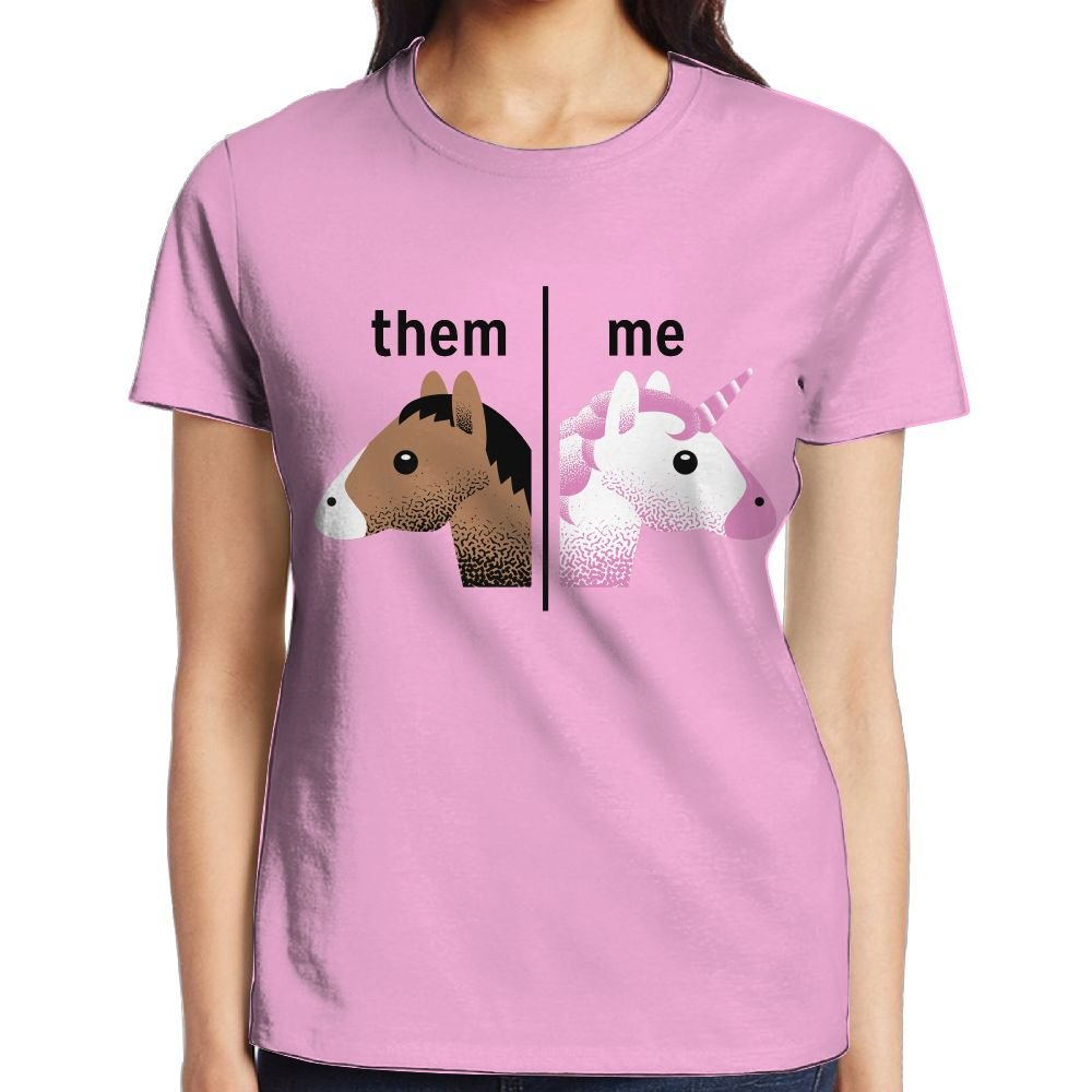 Them Me Graphic Summer O Neck Sport T Shirt For Woman 8002