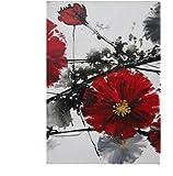 Mendola Art 218-opk168b 7050dipinto a mano Cherry Blossom _ B, 70x 50cm