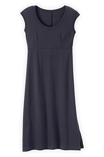 Fair Indigo Empire Waist Fair Trade Organic Dress