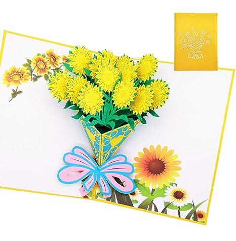 Amazon.com: Tarjeta de cumpleaños de Fiancé para ella – Día ...