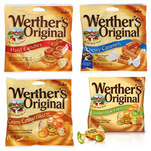 Werthers Variety Original Candies Caramels product image