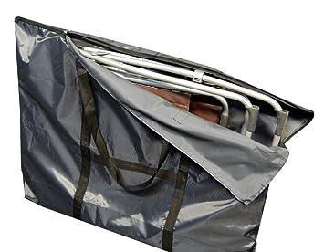 Housse de protection sac de transport pour chaise relax ...