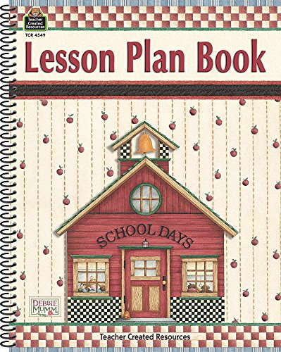 Lesson Plan Book from Debbie Mumm ()
