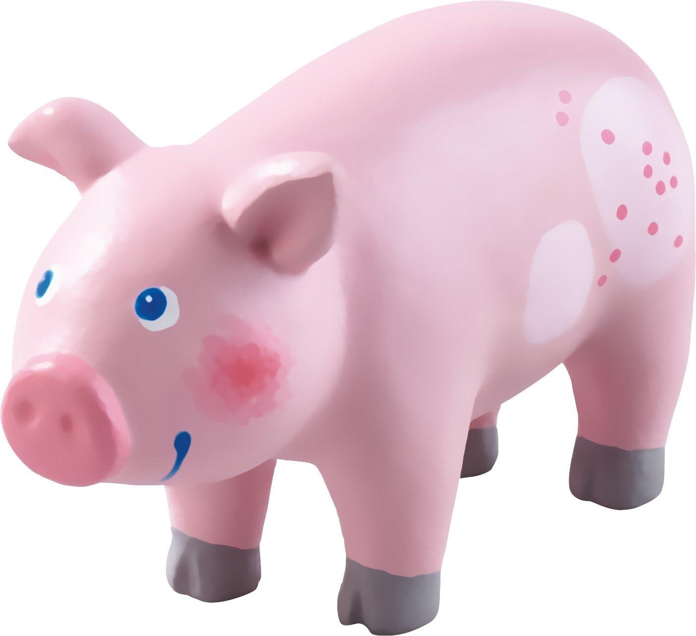 HABA Little Friends Pig - 4