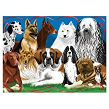 Melissa & Doug Fetching Friends Jigsaw Puzzle, 200-Piece by Melissa & Doug [Toy]