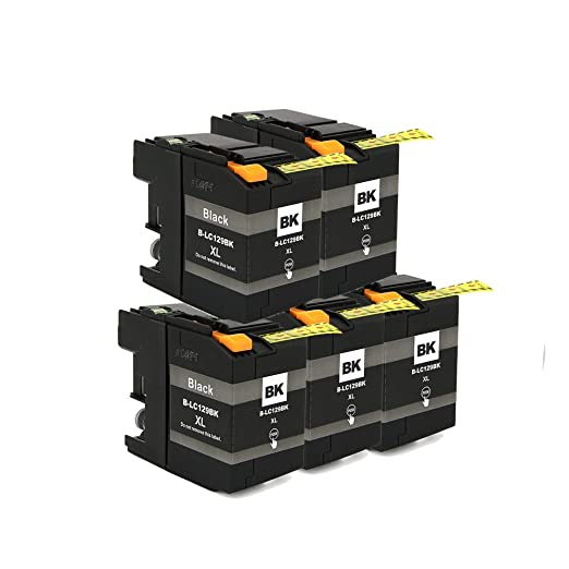 2 opinioni per LCL(TM) LC129XL LC129XLBK (5-Pack Nero) Cartucce d'inchiostro Compatibile Con