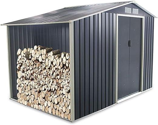 Gardiun KIS12972 - Caseta Metálica Ontario - 5,31 m² Ext.: Amazon ...