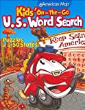 American Map Us Word Search, , 0841625247