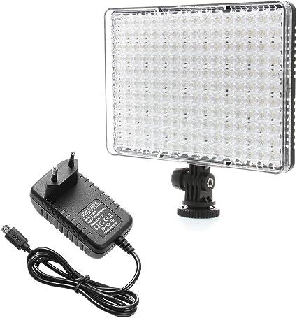 Zctl Fotostudio Beleuchtung Video Licht Pad 176 Led Kamera