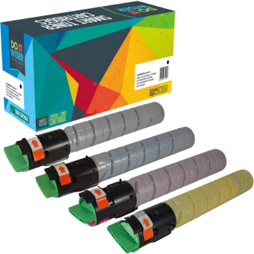Ricoh 841503 C2051 C2551 Toner Cartridge in Retail Packaging Cyan